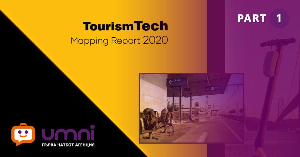 Технологиите в туризма в България – Umni в ТВ Европа – част 1