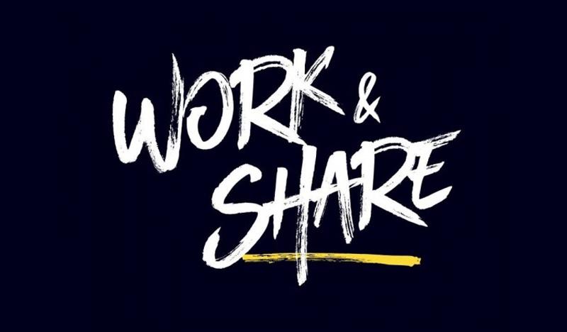 Work & Share