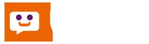 umni logo white text