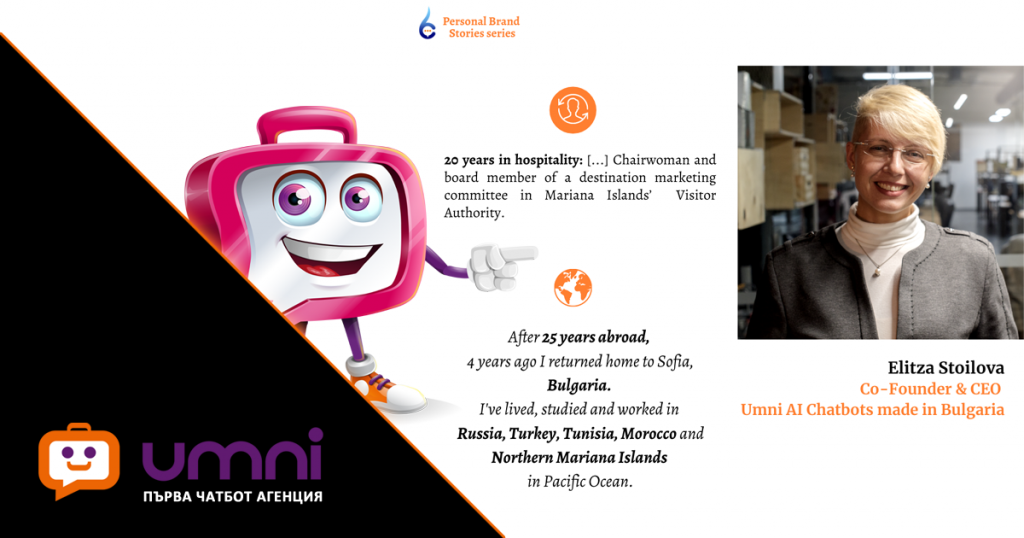 umni personal brand stories